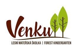 Lesní mateřská školka VENKU